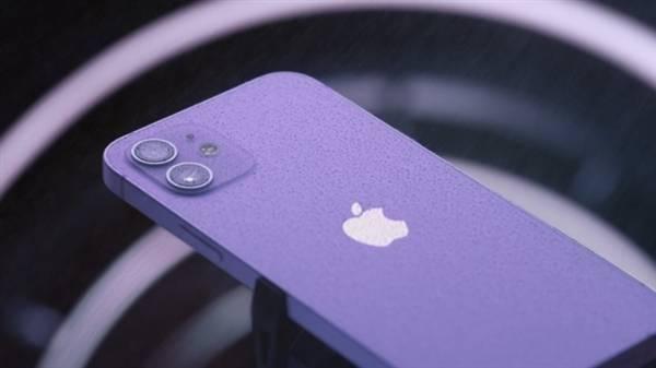 苹果发布紫色iPhone 12后:iOS 14.5正式版推送时间确定