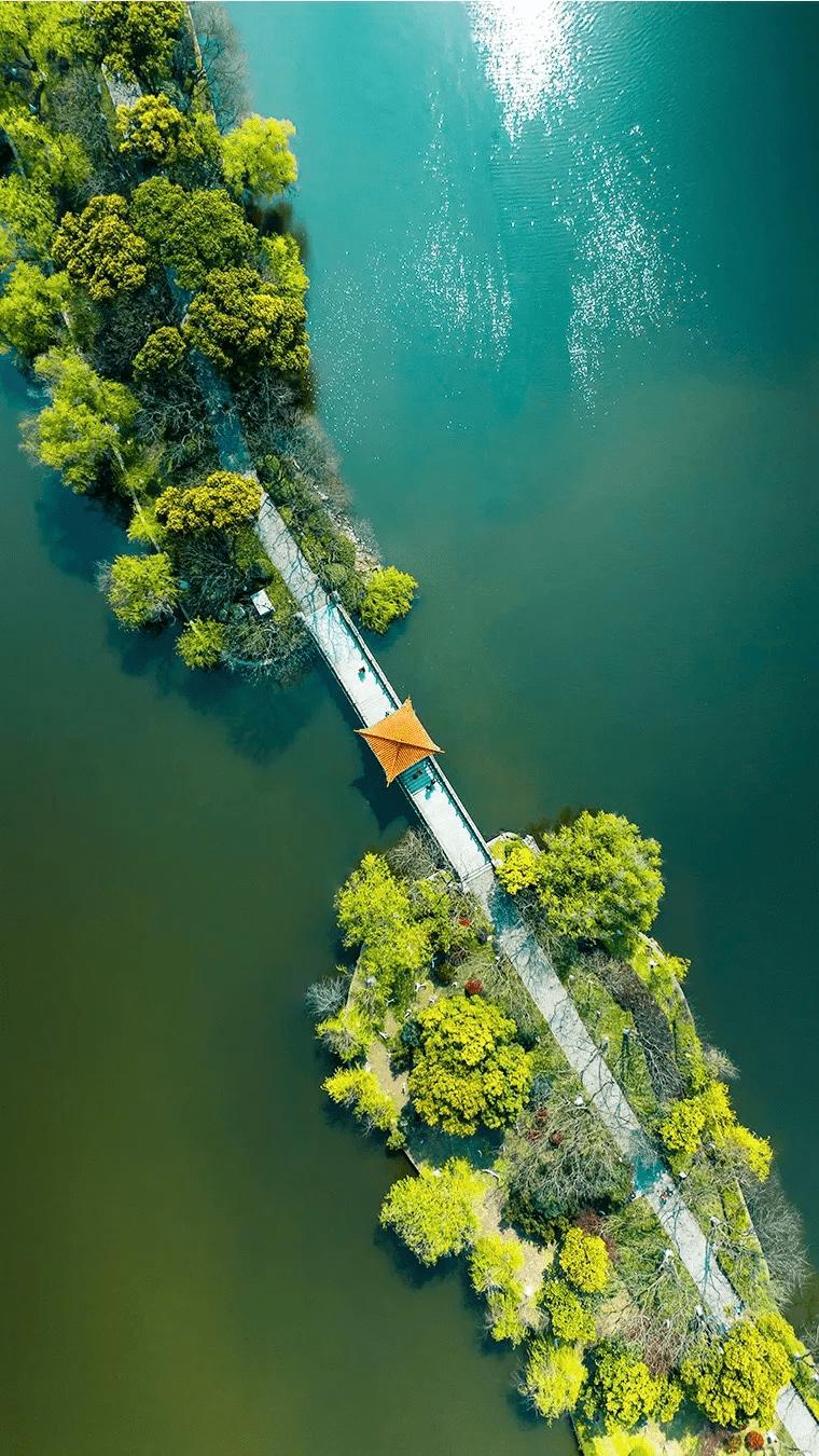 中大豪盛代外作御湖一品正在千年水脉中诗意栖居