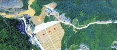 【游玩】高山出平湖——四川省水利风景区双峡湖水库建设现场见闻