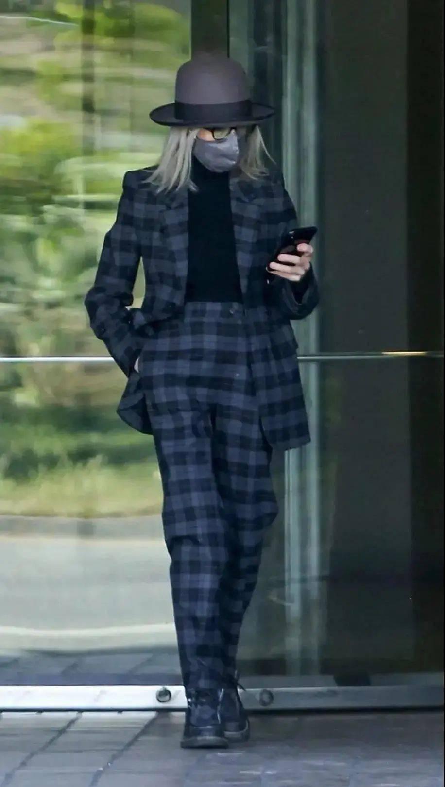 衣品||75岁还是最酷的女神 如何穿成戴安·基顿? 爸爸 第11张