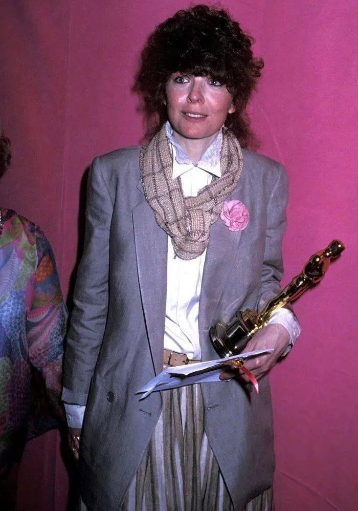 衣品||75岁还是最酷的女神 如何穿成戴安·基顿? 爸爸 第43张
