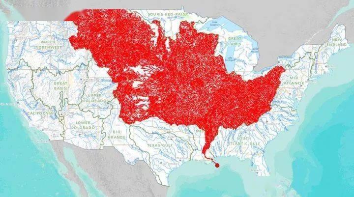 【地理视野】地理老师没有给你讲过这些罕见地图,因为可能会颠覆你的世界观  第32张