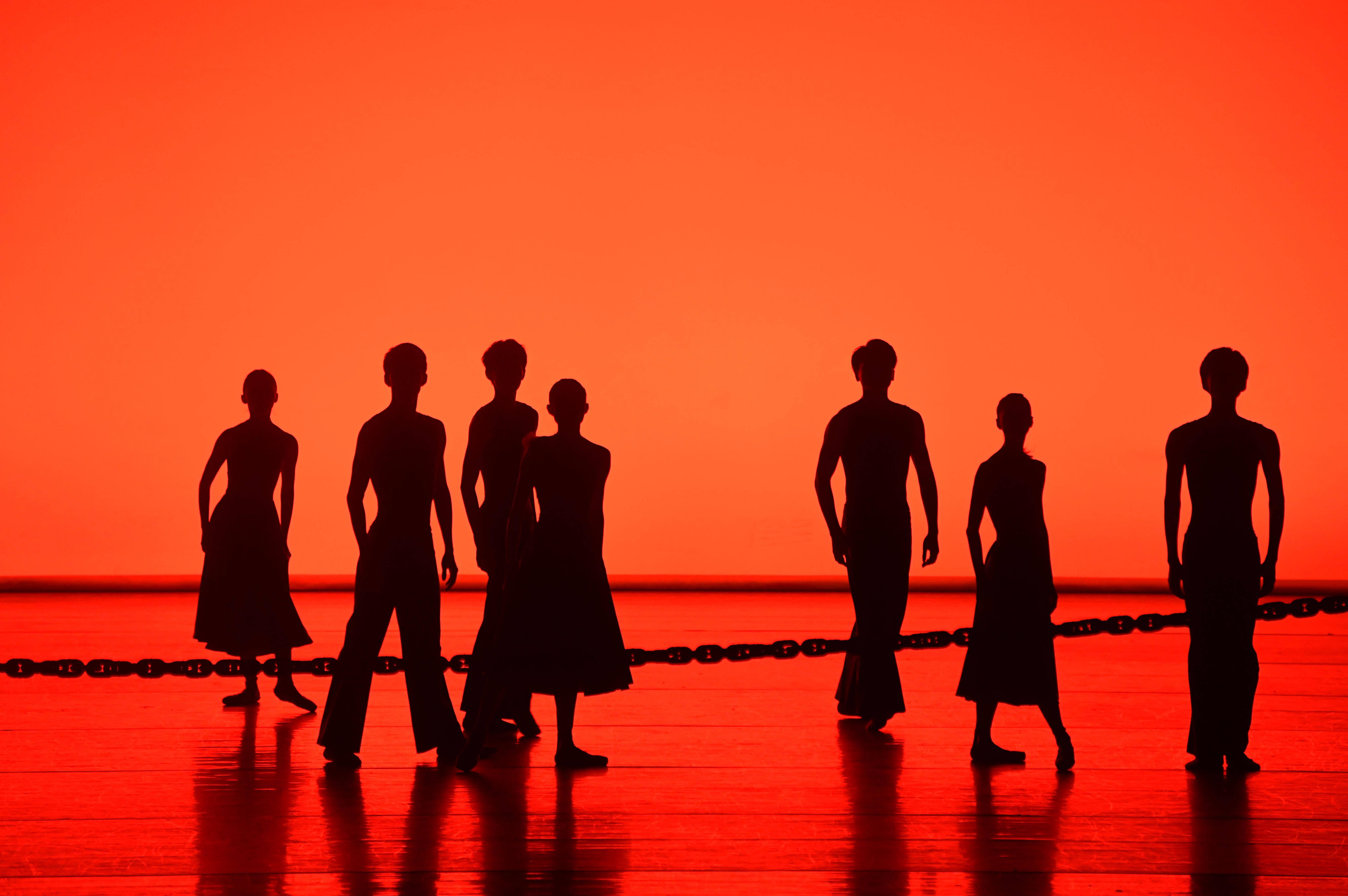 """""""第十一届芭蕾创意工作坊""""在京演出"""
