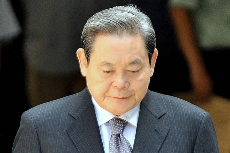 三星家族将缴12万亿韩元遗产继承税 三星会长李健熙遗产有多少?