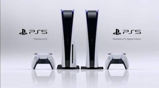 索尼PS5全球出货量达780万台 PS5国行版或明日发布