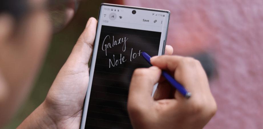 外媒:部分三星 Galaxy Note 10 用户遭遇 S Pen 断连问题  第2张