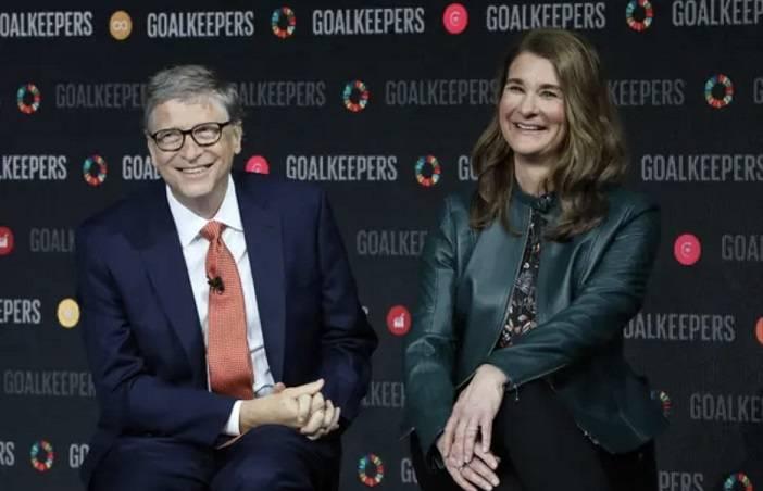 """66岁比尔·盖茨也加入""""亿万富豪离婚俱乐部"""",8446亿财产待分割"""