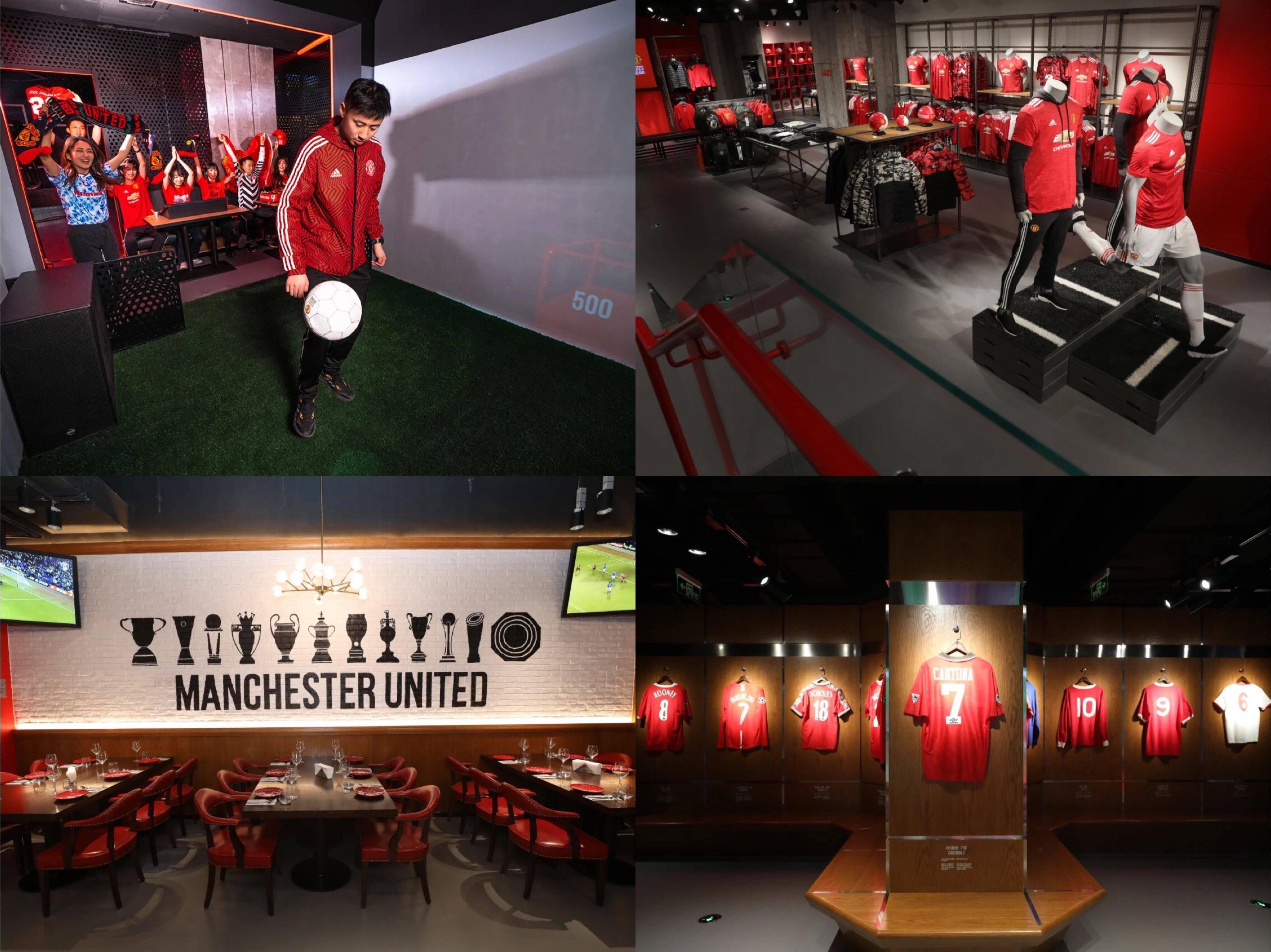 新店|又有首店亮相国都,体验英式足球文化、