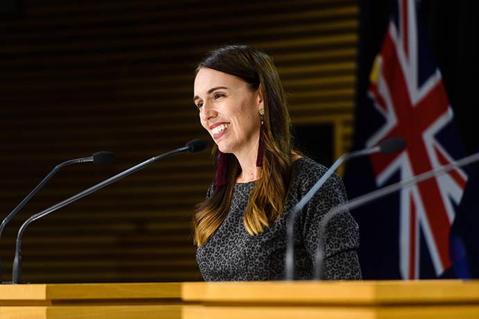 新西兰媒体:女总理阿德恩计划举行婚礼