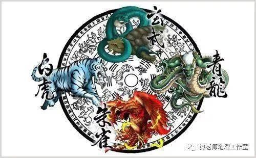 【地理文化】左青龙,右白虎,前朱雀,后玄武,那中间是啥?附古代文化常识中的地理知识有哪些?