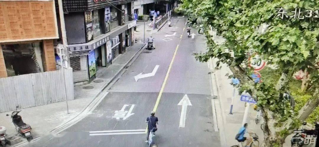 老司机注意!昆明这条路恢复机动车双向通行