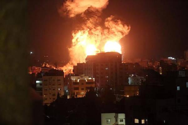 巴勒斯坦哈马斯组织与以色列的军事冲突升温 锐评:冲突在可控范围,矛盾将长期存在