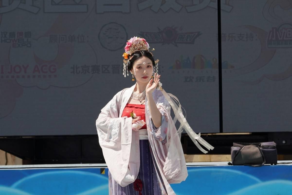 2021ChinaJoy洛裳华服·新秀大赛,北京赛区晋级赛圆满落幕 展会活动-第16张