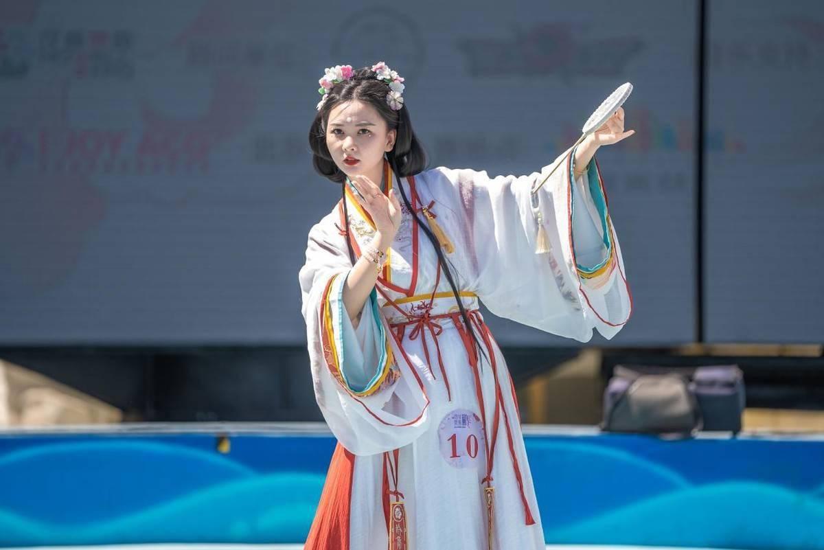 2021ChinaJoy洛裳华服·新秀大赛,北京赛区晋级赛圆满落幕 展会活动-第12张