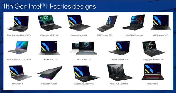 Intel酷睿i9-11980HK VS. AMD锐龙9 5900HX:谁更胜一筹?的照片 - 4
