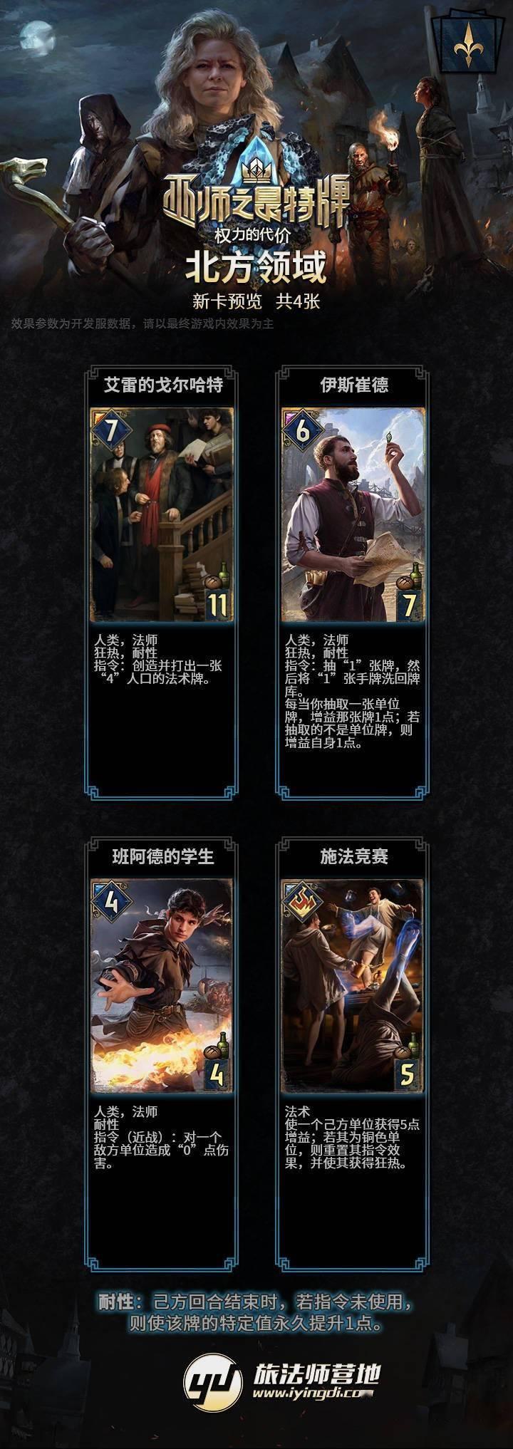 「昆特牌」全卡预览-权力的代价:26张全新卡牌效果展示