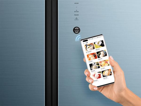搭载HarmonyOS!美的首款鸿蒙冰箱开售:6999元                                   图1
