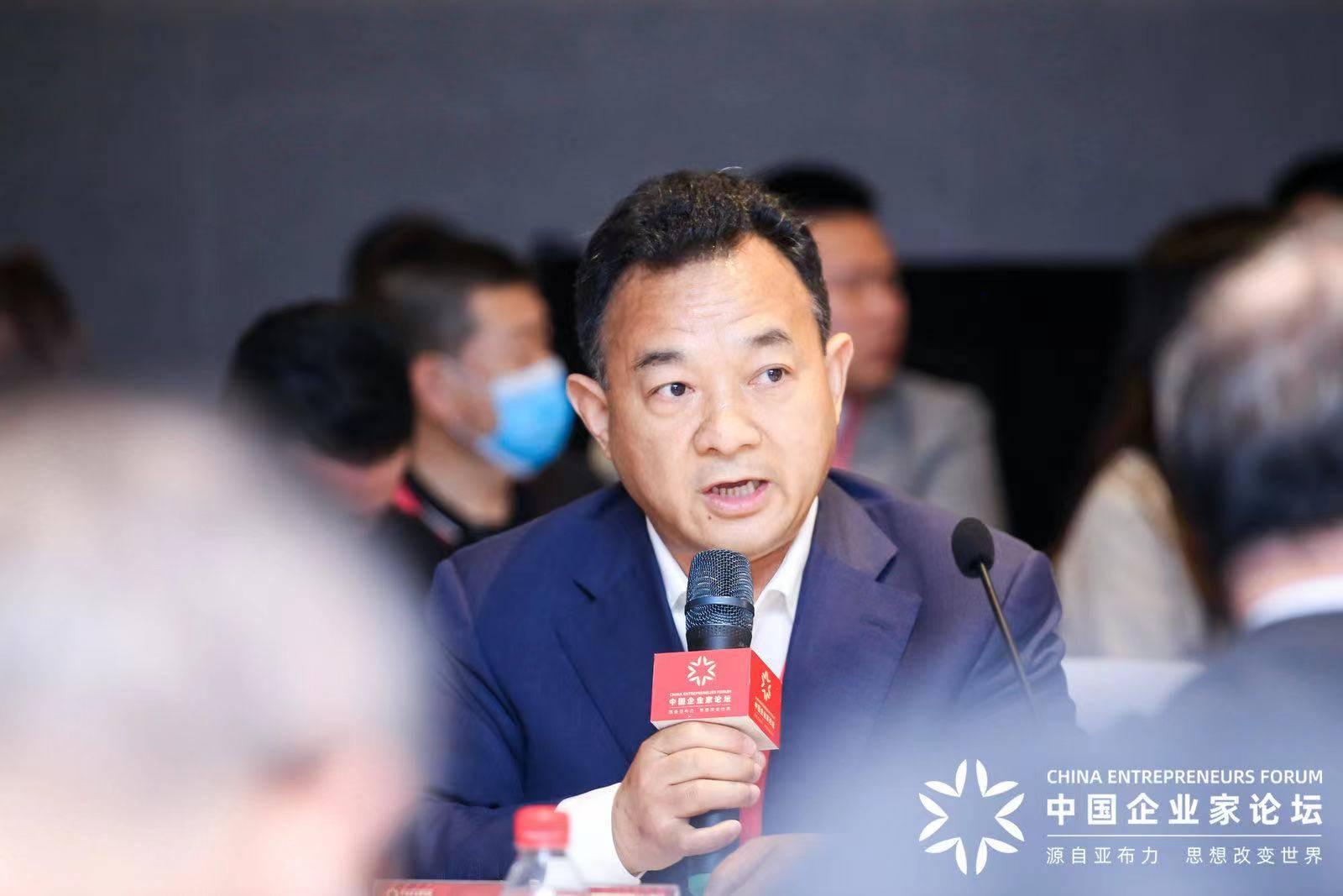 渤海银行董事长:八成企业的问题不是利润多少而是杠杆率能否下降