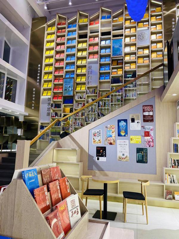 优博登录上海徐汇又添一处文化空间,交大书院正式开业