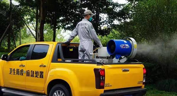 """""""默默无蚊""""的花博会背后,有一群病媒生物防制人员的付出最新"""