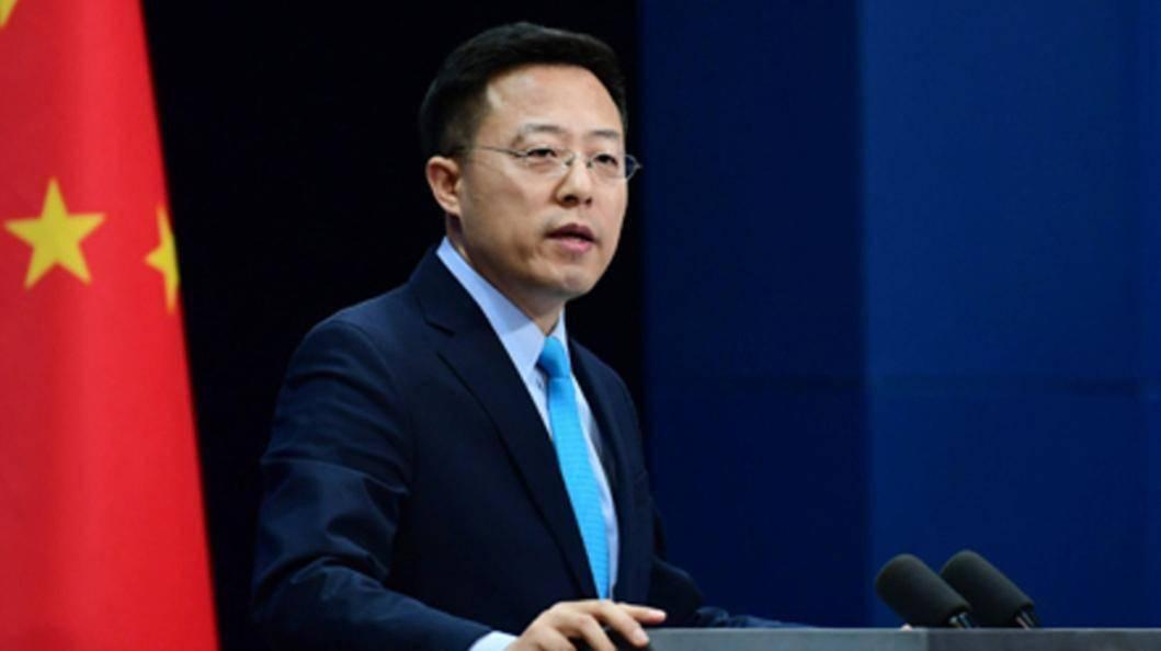 美报告称中国船只在南海排污,赵立坚:这是近日一大笑话