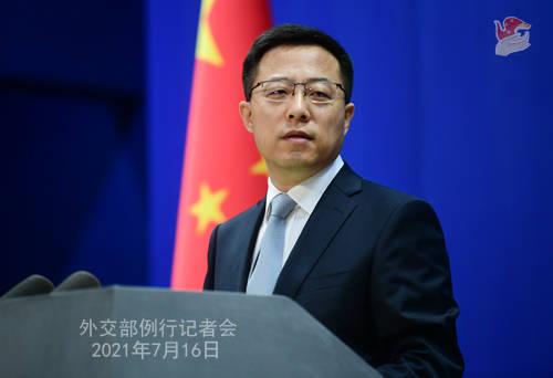 有报道称中方拒绝美常务副国务卿访华要求 外交部回应-家庭网
