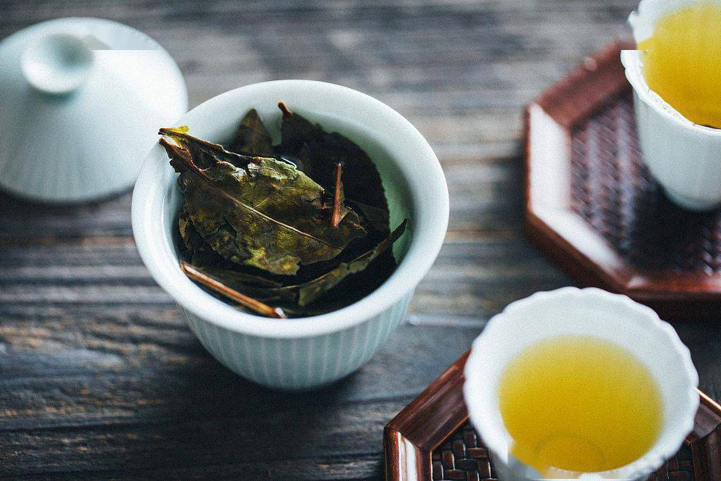 一杯白茶的诞生:茶汤在杯,茶意在心