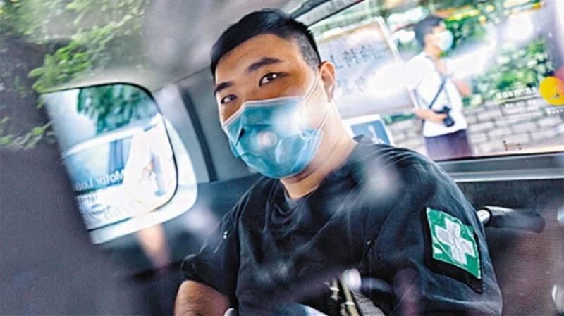 唐英杰涉嫌违反香港国安法两罪成立