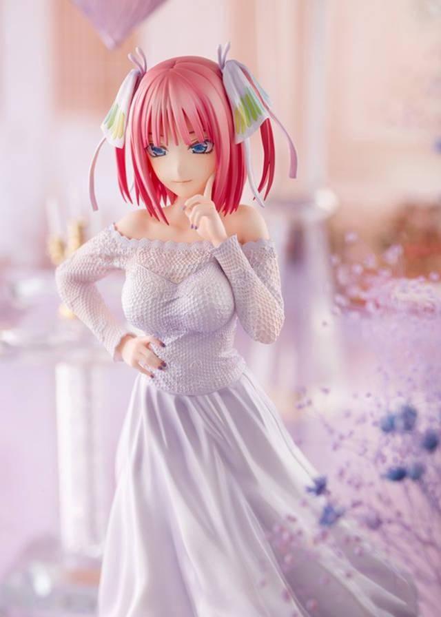 「五等分的新娘∬」中野二乃「婚纱Ver.」手办开订插图(2)
