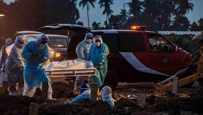 奥运场馆附近发热患者激增,韩国向9成民众发救助金  国际疫情观察(7月26日)