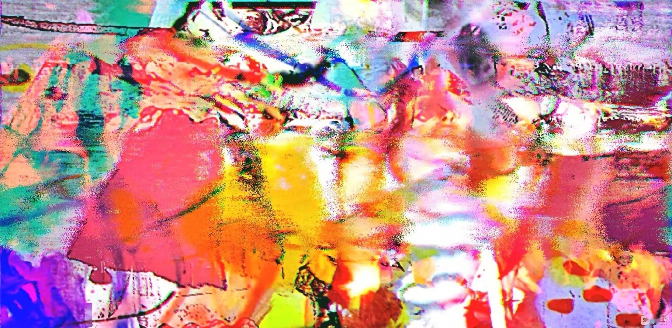 """《艺术的此岸与彼岸》:""""赛博北京·数字艺术节""""拍卖会参拍作品预告  第5张 《艺术的此岸与彼岸》:""""赛博北京·数字艺术节""""拍卖会参拍作品预告 币圈信息"""