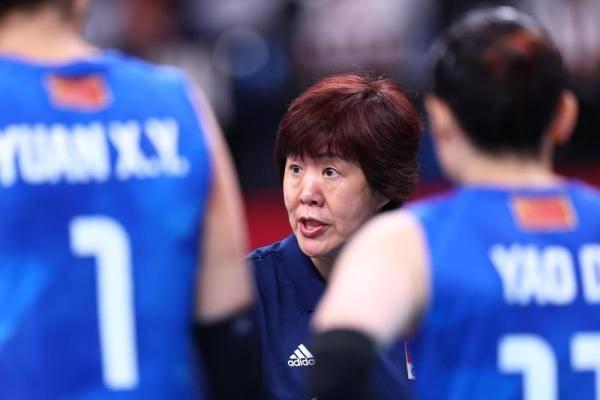 东京奥运会 郎平:中国队还需要更放开一点