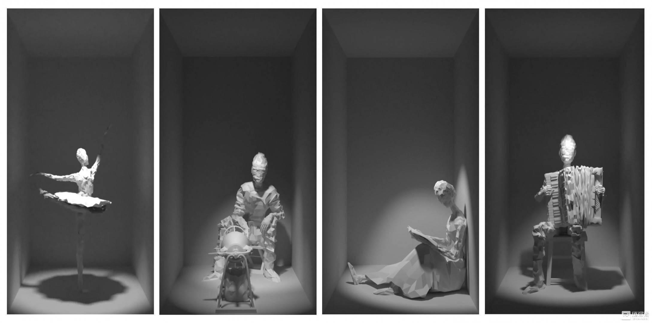 """《艺术的此岸与彼岸》:""""赛博北京·数字艺术节""""拍卖会参拍作品预告  第8张 《艺术的此岸与彼岸》:""""赛博北京·数字艺术节""""拍卖会参拍作品预告 币圈信息"""