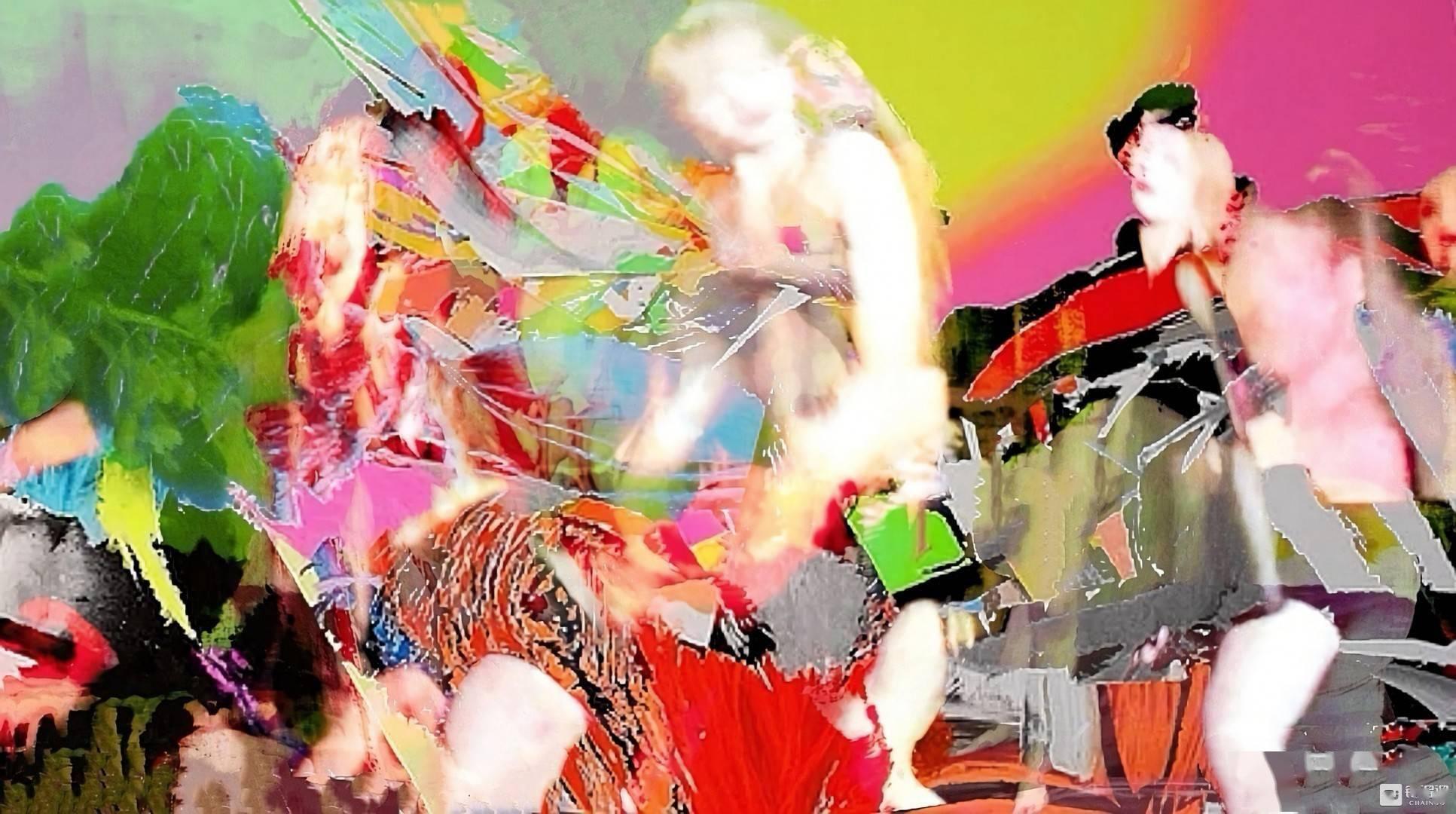"""《艺术的此岸与彼岸》:""""赛博北京·数字艺术节""""拍卖会参拍作品预告  第6张 《艺术的此岸与彼岸》:""""赛博北京·数字艺术节""""拍卖会参拍作品预告 币圈信息"""