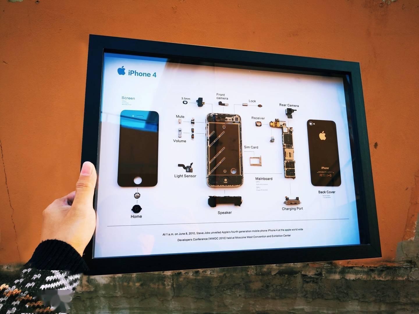 在这里,11 年前发布的 iPhone 4 才是最「热门」产品