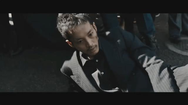 电影「孤狼之血 LEVEL2」联动「奇巧计程车」宣传PV公开插图(1)