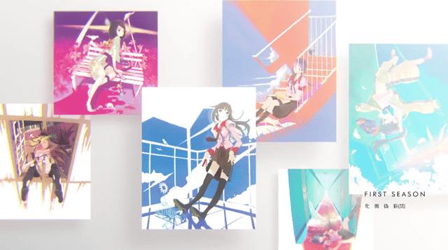 轻小说「死物语」公开最新宣传PV「120s了解物语系列」插图(1)