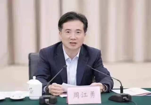 杭州市委书记周江勇 已检查
