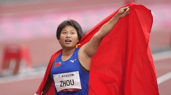 残奥会最新奖牌榜!中国队总数破百,重赛包揽金银牌,美国升第三