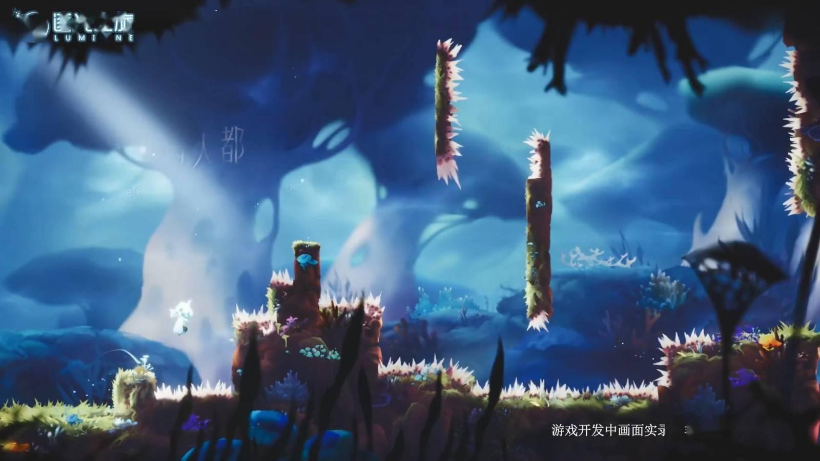 高能电玩节:国产单机《逐光之旅》最新宣传片