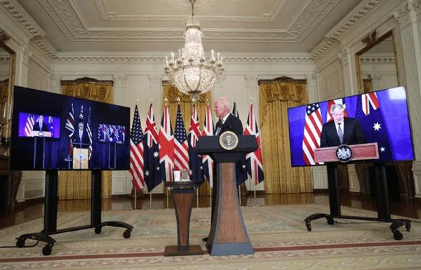 美英向无核武国家出售核潜艇 锐评:美国开创了一个恶劣的先例 极其不负责