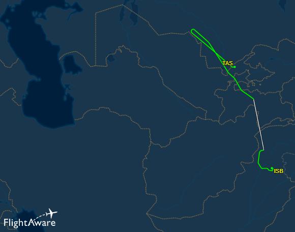 机上乘客猝死,英国航空公司一客机紧急降落乌兹别克斯坦