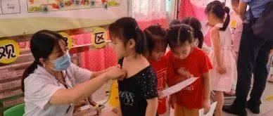快乐体检 健康相伴——鼓楼卫生院走进幼儿园开展健康体检活动