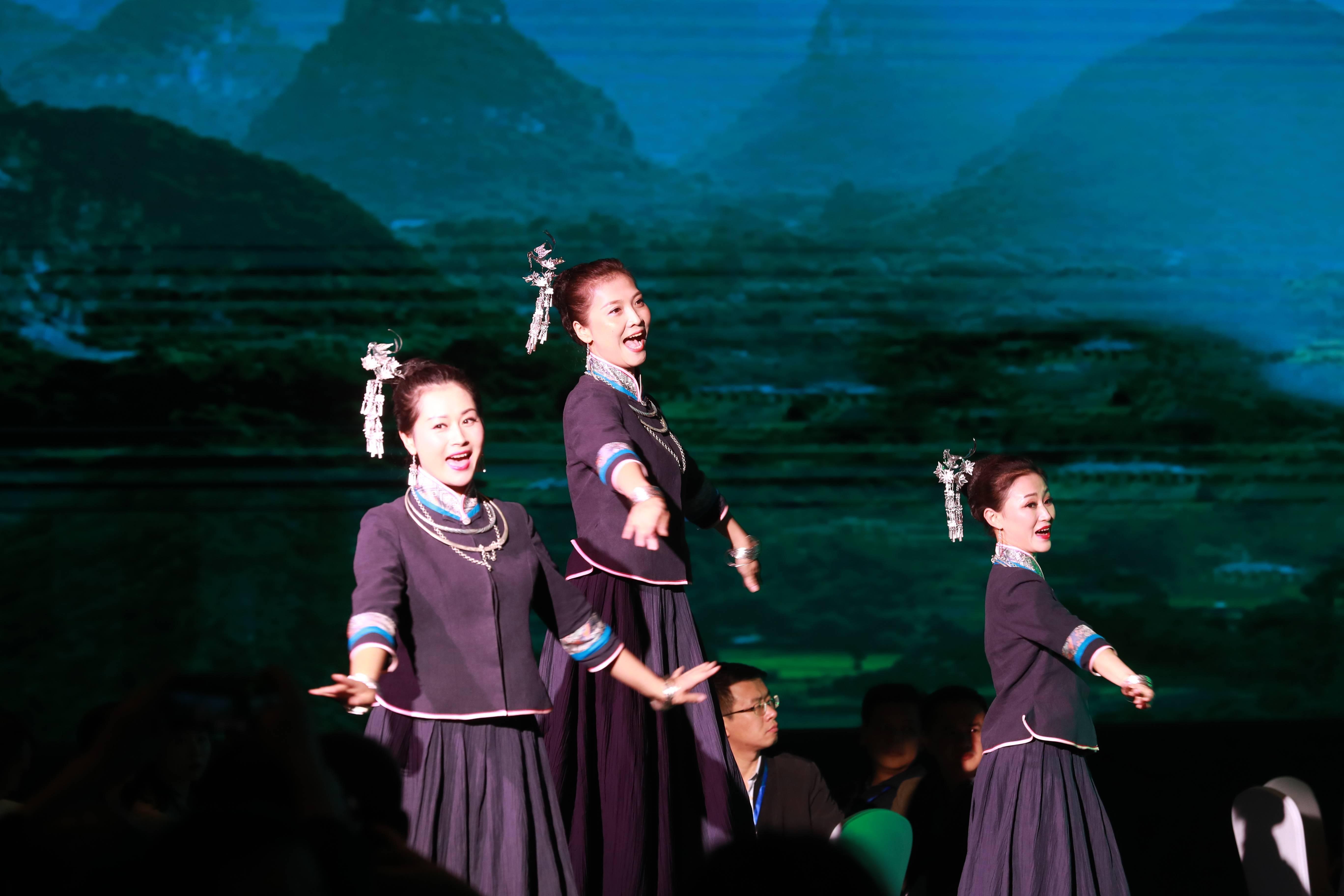 旅游|第十一届桂林国际山水文化旅游节开幕