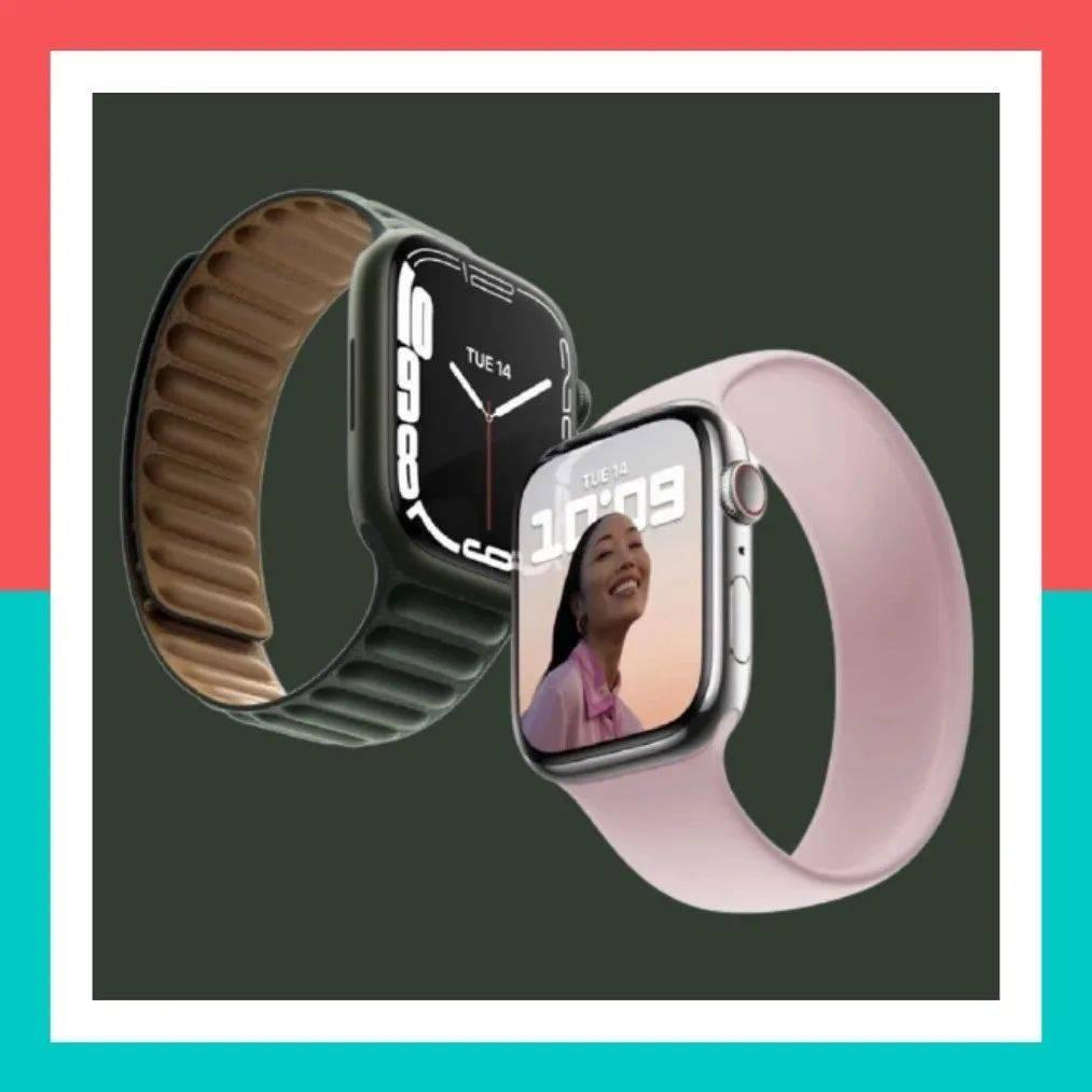【搞事】AppleWatchS7快充规格确认 苹果官方1049元充电器尴尬