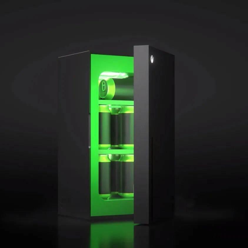 XSX迷你冰箱将于下周开始接受预订 售价100美元