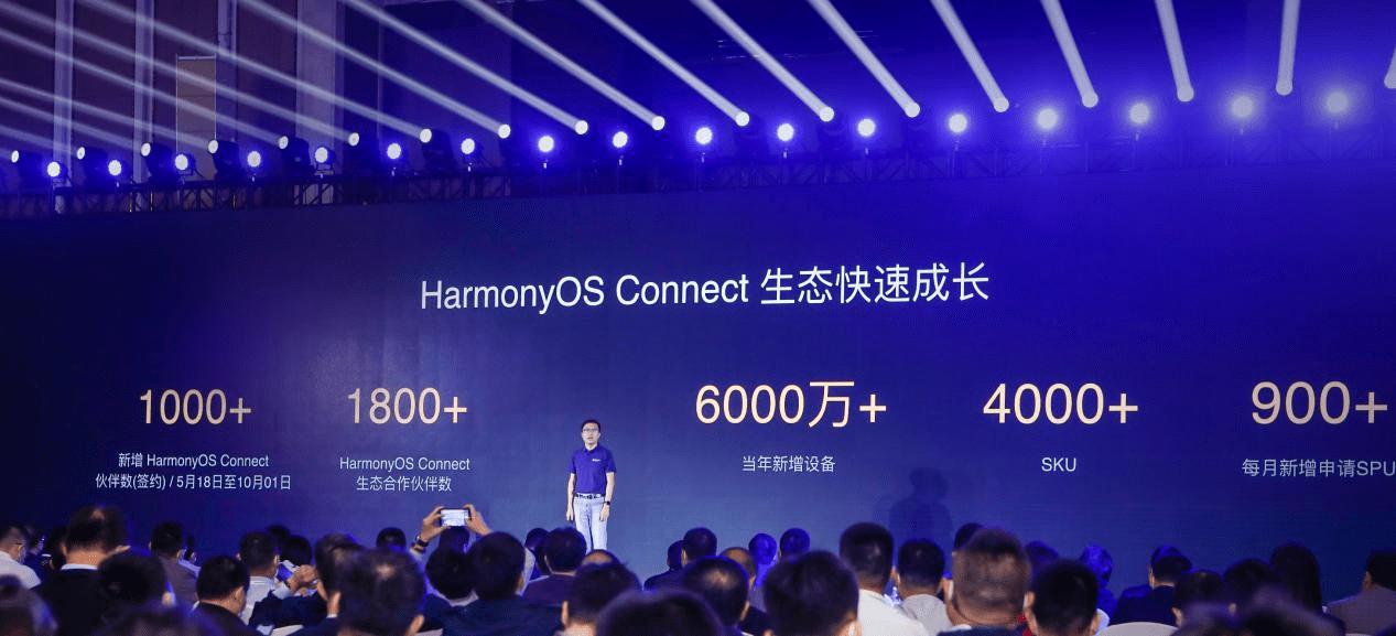 HarmonyOS Connect伙伴峰会在东莞举行 智能硬件生态又上新台阶